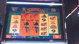 Jumpin' Jalapeno slot Machine Bonus - Konami