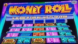 """First Look"" ^NEW GAME^ *Money Roll*MAXBET""Mega Cash Reel freeSpins"" Amazing Big Bonus"