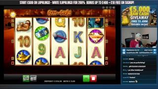 Casino Slots & Bonus Opening - €5000 pure cash !giveaway - !nosticky1 & 2 for best bonuses