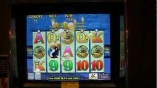 Whales of Cash Bonus 25 Spins ~ Aristocrat