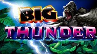 Big Thunder Slot - NICE SESSION, ALL FEATURES!