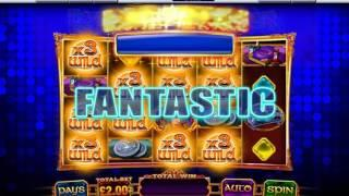 Fortune Spinner Slot (Blueprint Gaming) - Mystical Wild Feature - Mega Huge Win