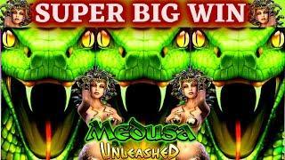 ⋆ Slots ⋆BONUSES & BIG WIN$⋆ Slots ⋆ On High Limit MEDUSA & ATHENA Unleashed Slots - $20 A Spins | L