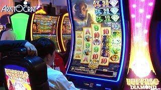 Buffalo Diamond Slot Machine from Aristocrat