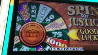 judge judy slot machine