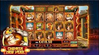 Chinese New Year Online Slot from Play'n Go
