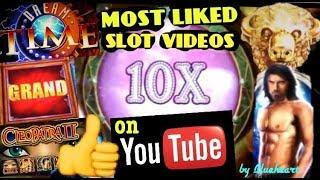 •MOST LIKED SLOT MACHINE VIDEOS ON YOUTUBE• JACKPOTS BIG WINS!