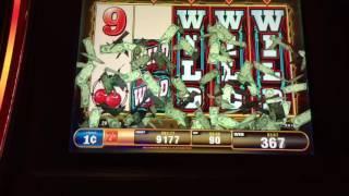 Gaucho's Gold Slot Machine ~ FREE SPIN WILD BONUS!!! ~ BIG WIN!!!! • DJ BIZICK'S SLOT CHANNEL