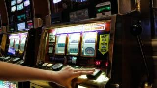 $30/spin Pinball HIGH LIMIT SLOTS w/Jackpot Handpay Bonus