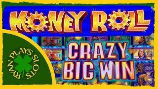 • Money Roll Slot Machine, but first a little bit of fishin'! •
