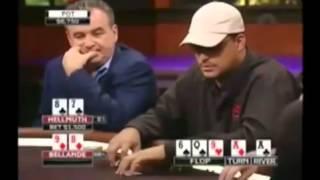 Poker Explosions   JRB V Phil Hellmuth