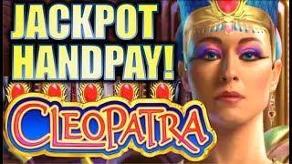 •HANDPAY JACKPOT! FORT KNOX CLEOPATRA• SURPRISE BIG WIN! (IGT) | Slot Machine Bonus [REPOST]