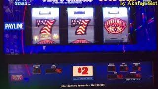 Over $1,000 LIVE•Cosmopolitan Part 2/5 in Las Vegas Triple Double Stars Slot Bet $6 & Double Diamond