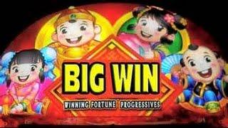 Winning Fortunes BIG WIN!! 2 bonuses
