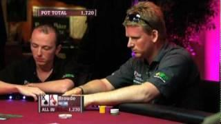 WCP III - Big Slick Blind Steal  PokerStars.com