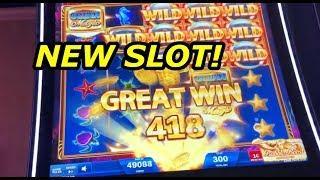 NEW SLOT: Ocean Magic Grand - Live Play, Bonus, Big wins!
