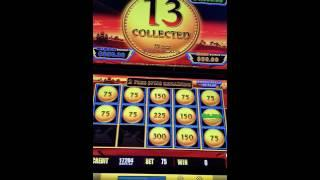 Happy Lantern Major Jackpot $1000 Win Lightning Link Slot Machine Hollywood Casino Charlestown WV
