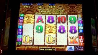 Inca Riches Slot Bonus - Aristocrat