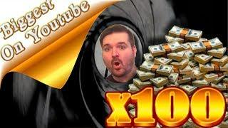 •BIGGEST WIN ON YOUTUBE• On James Bond 007 Slots W/ SDGuy1234