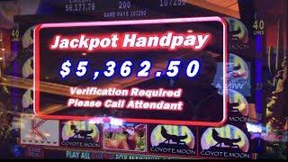 ** GUY NEXT TO ME THOUGHT HE WON 25 GRAND ** SLOT LOVER **
