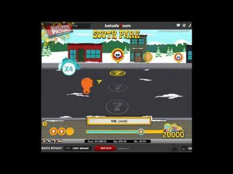South Park Slot - Kenny Bonus +5000€ BIG WIN!
