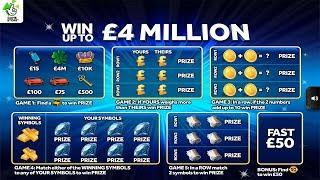 Playing More Scratchcards Online (Live Stream)