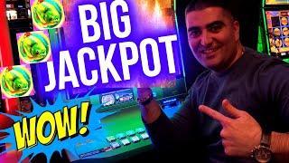 BIG HANDPAY JACKPOT On Brazil Slot | High Limit  Slots & JACKPOTS ! PART-1