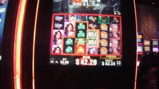 Sons of Anarchy LIVE PLAY MAX BET with BONUS and BIG WIN! slot machine game casino