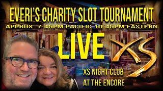 • LIVE: Everi's Charity Slot Tournament