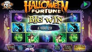 Halloween Fortune II Online Slot from Playtech •