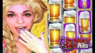 **BIG WINS WITH HEIDI!!!** Heidi's Bier Haus Slot Machine