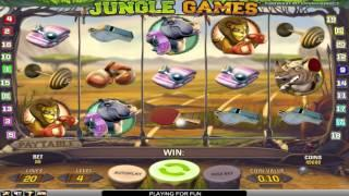 FREE Jungle Games ™ Slot Machine Game Preview By Slotozilla.com