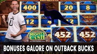 • Outback Bucks Mighty Cash • MASSIVE COMEBACK • 45 Minute LIVE PLAY with Brian Christopher