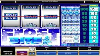 Frost Bite ™ Free Slots Machine Game Preview By Slotozilla.com