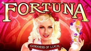 Fortuna Slot - BIG WIN BONUS - $8 Max Bet, NICE!!!