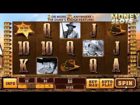 John Wayne Video Slots Review | MoneySlots.net