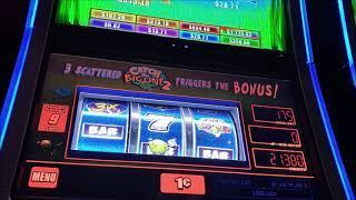 California - Nevada Casino Rat Run March 2019 Part 15 The Last Day Gamble FISHY FISHY Special