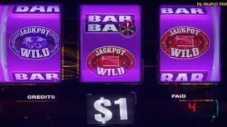 DOUBLE JACKPOT GEMS SLOT & EUREKA REEL BLAST Slot @ San Manuel Casino 赤富士スロット, カリフォルニア,  スロットで勝負!