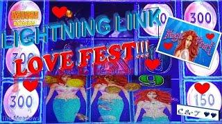 •Part 1 Lightning Link(Magic Pearl) Slot Machine Bonus+ LIVE PLAY ~ Aristocrat•