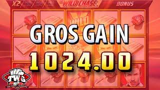 Wild Chase Online Slot from Quickspin