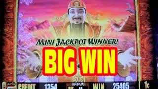 5 Dragons * SUPER BIG WIN * Slot Machine Bonus&Good Fortune Jackpot Feature