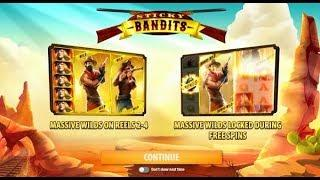 Sticky Bandits Online Slot by Quickspin - with Free Spins Bonus!