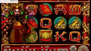 HABA Fa Cai Shen Slot Games in iBET Online Casino
