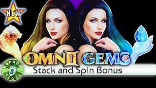 •️ New - OmnII Gems slot machine, Bonus