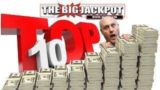 • TOP 10 BEST & BIGGEST JACKPOTS • MAY 2018