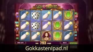 Lady of Fortune gokkast - PlayNgo Casino Slots spelen op iPad