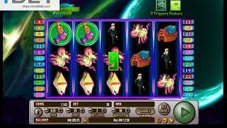 iHABA Little Green Money Slot Game •ibet6888.com