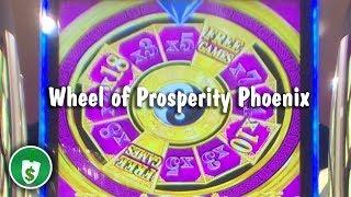 Wheel of Prosperity Phoenix slot machine, bonus