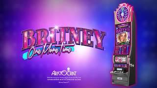 Britney One More Time Slot Game