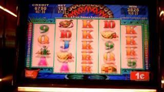 Jumpin' Jalapenos slot machine bonus win